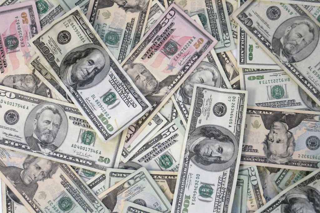 Ransomware Money