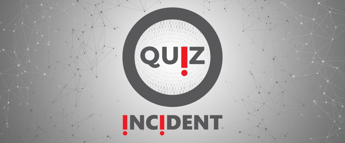 banner incident QUIZ