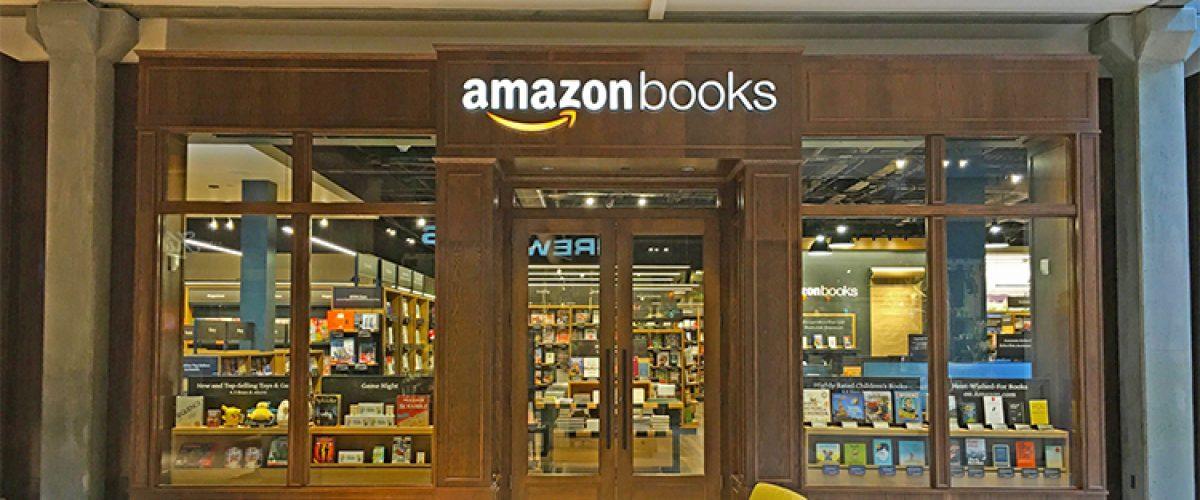 Amazon bookstore: foto amazon.com