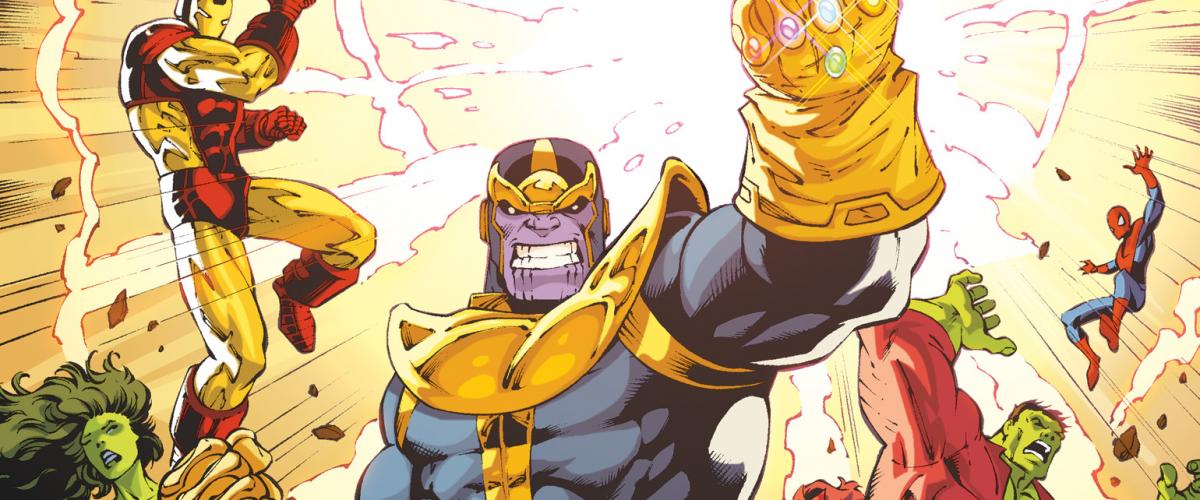 Thanos: The Mad Titan